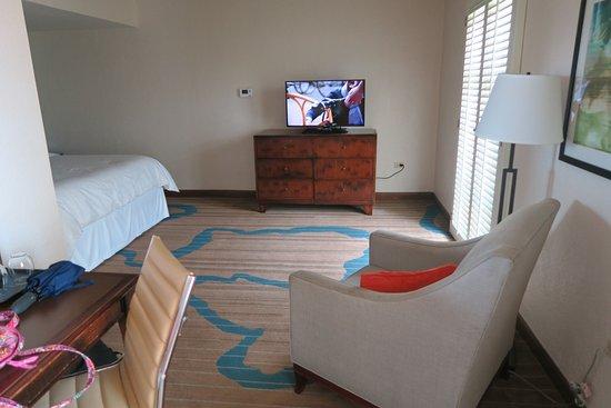 Sheraton Old San Juan Hotel: Large Room
