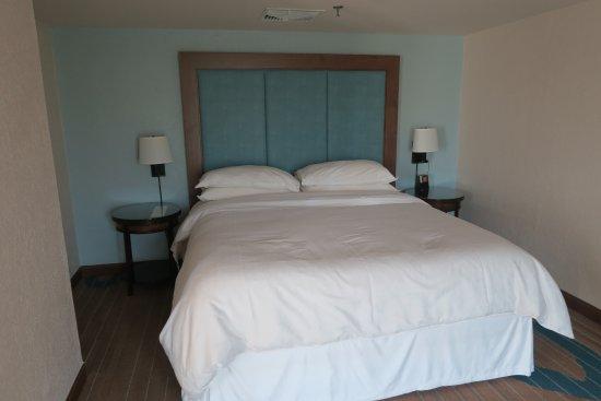 Sheraton Old San Juan Hotel: Nice Bed
