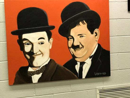 The Laurel and Hardy Museum of Harlem, Georgia: photo1.jpg