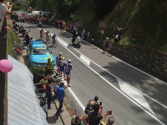 Borgo San Lorenzo, Włochy: Giro  d'Italia