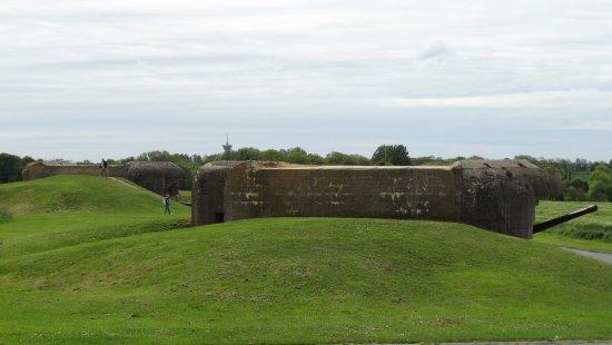 Longues-sur-Mer, Франция: Bunker