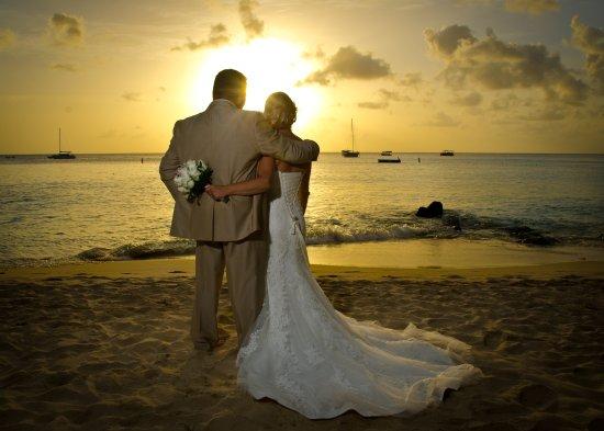 Портерс, Барбадос: Wedding day
