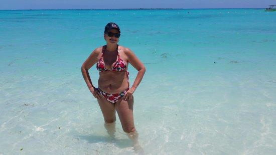Grand Fiesta Americana Coral Beach Cancun: Hotel beach