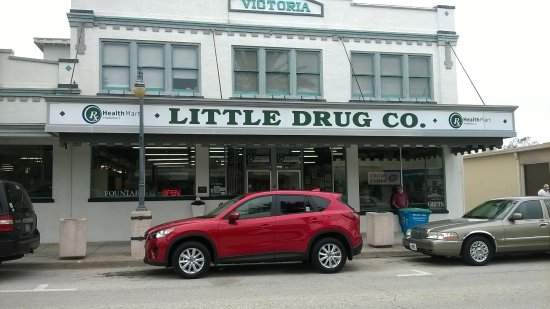 Little Drug Co Fountain and Restaurant Photo