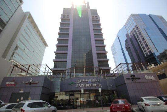 Raintree Hotel, Deira City Centre: Außenansicht