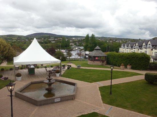 Killaloe, Ιρλανδία: View from room
