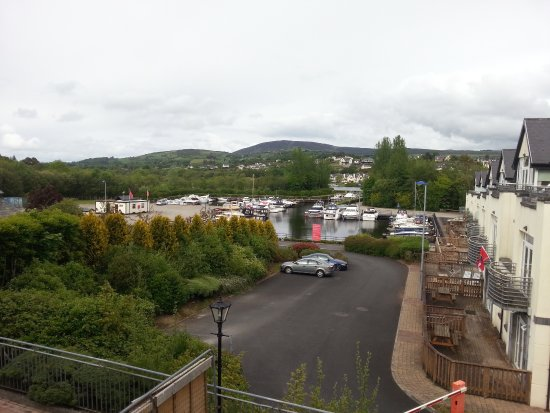 ‪‪Killaloe‬, أيرلندا: View from bar terrace‬