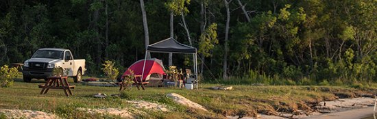 Lillian, AL: Our tenting neighbor camping north of us also on bayside.