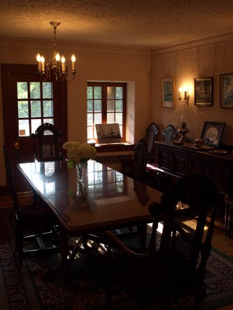 Kirkland Lake, Canada: The Dining Room