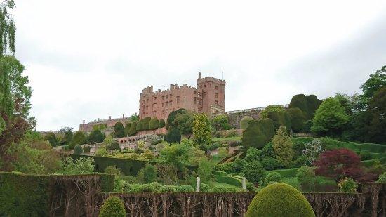 Powis Castle and Garden: The Castle