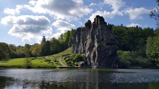 Horn-Bad Meinberg, Alemania: Externsteine