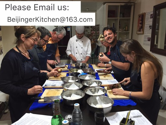 Beijinger Kitchen Cooking Class