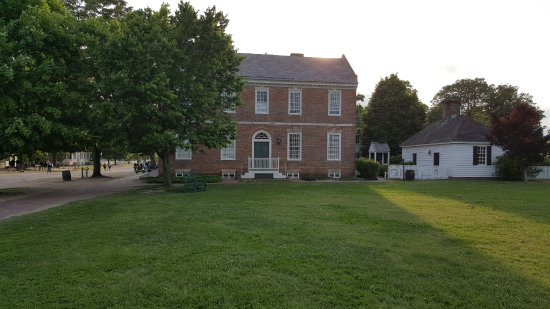 George Wythe House