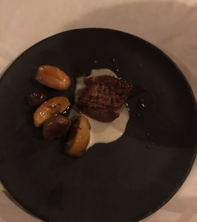 Shoresh, Israel: Duck fillet