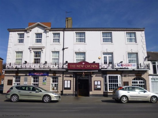 The New Crown Hotel