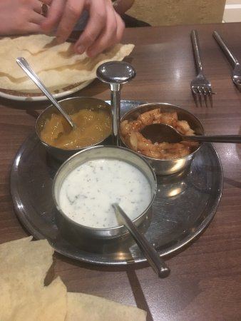 Indian Cottage: The curry here is just amazing