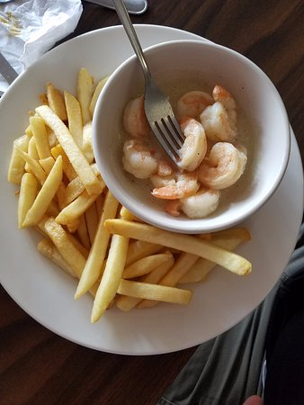 Meadville, Pensilvania: Shrimp in Garlic Sauce
