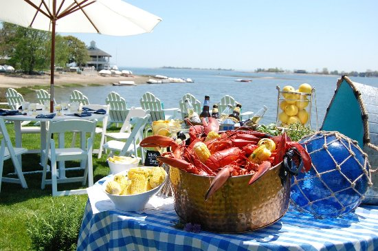Westport, CT: Clam Bake on The Great Lawn