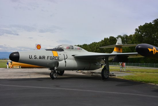 Heritage Flight Museum, Burlington WA. - F-89 fighter