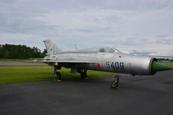 Heritage Flight Museum, Burlington WA.- MiG-21