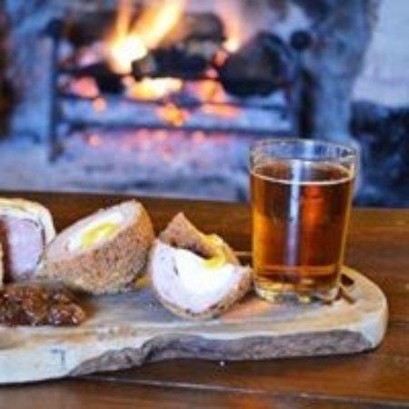 Black Forest Dessert - Picture of The Star Inn, Ashton Under Hill - Tripadvisor