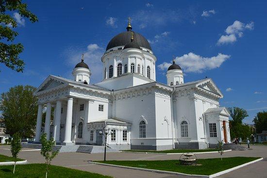 Spaso-Staroyarmarochny Cathedral