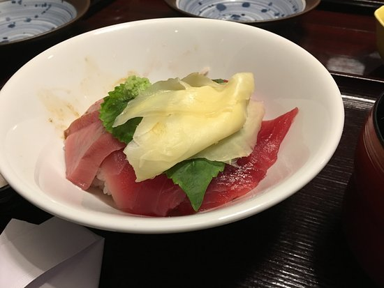 Torrance, CA: Two kinds of tuna donburi