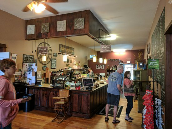 Cuba, NY: Great Coffee, Breakfast and Lunch at Perfect Blend