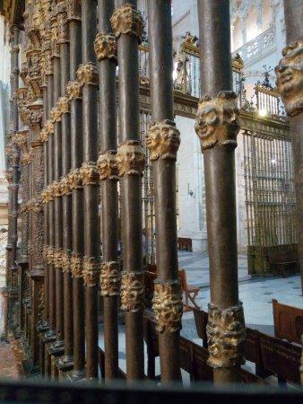 Catedral de Burgos: el coro de cantores