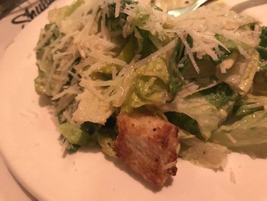 Shula's Steak House: caesar salad