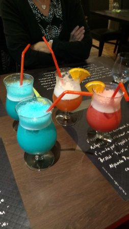 Camiers, Francia: de magnifiques cocktails à prix raisonnables