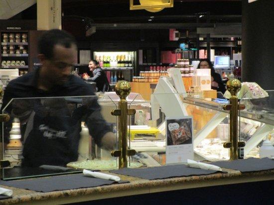 Lafayette Gourmet Berlin: Unser Marokkanischer Koch