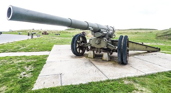 Fort Morgan, AL: A beautiful weapon of mass destruction if the enemy was close enough.