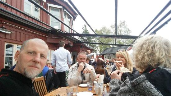 Varmdo, Schweden: Bullandö Krog