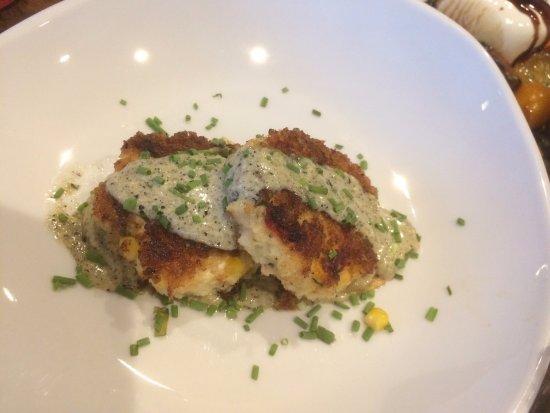 Augusta, MI: Shrimp Cakes