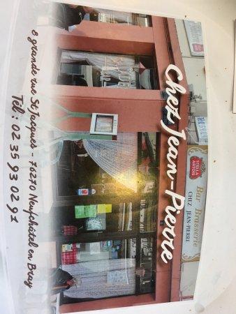 Neufchatel en Bray, Francja: Chez Jean-Pierre