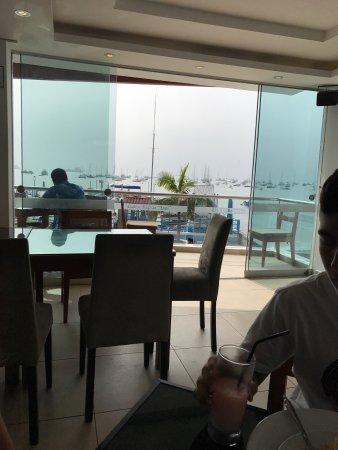 La Punta, Peru: Club Regatas Union
