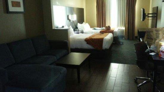 Odessa, TX: Room 204