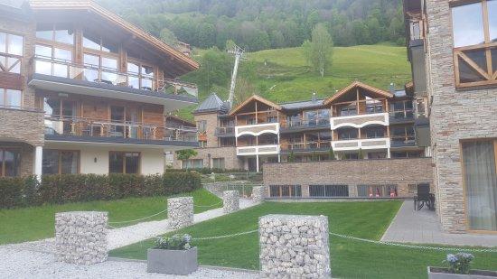 Bramberg am Wildkogel, Avusturya: 20170519_183210_large.jpg