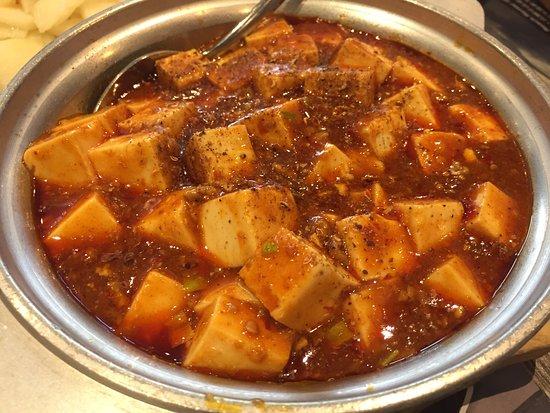 Tustin, แคลิฟอร์เนีย: 3. Mapo Tofu 麻婆豆腐