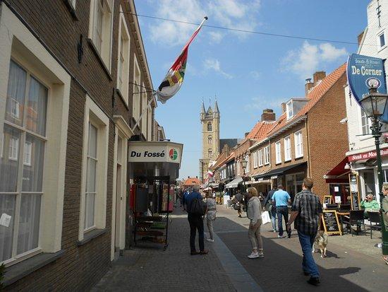 Aardenburg, Países Bajos: Sluis winkelstraat