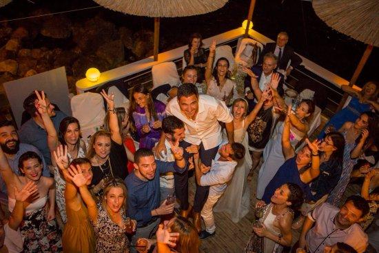 Kamares, Grecia: Folie Wedding!