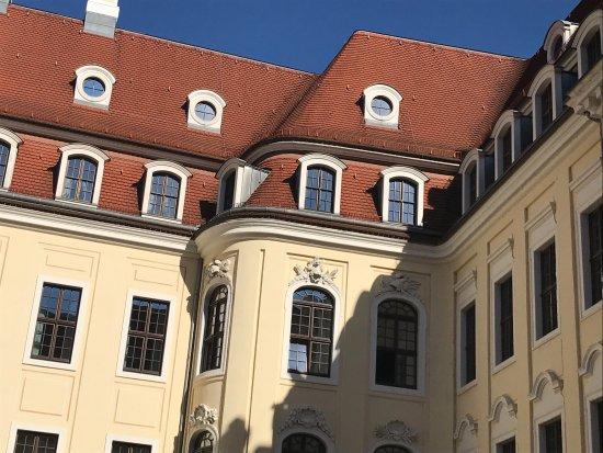 salat bild von hotel taschenbergpalais kempinski dresden tripadvisor. Black Bedroom Furniture Sets. Home Design Ideas