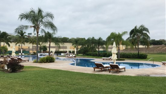 La Cruz de Huanacaxtle, Mexico: Great hotel for family with kids and elders