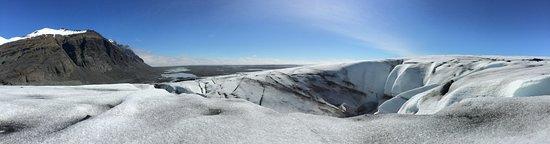 Hofn, Islandia: glacier