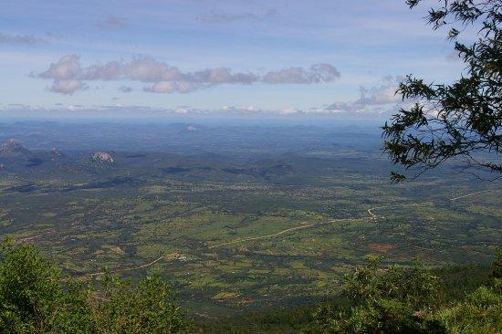 Nyanga, Zimbabwe: Really high up