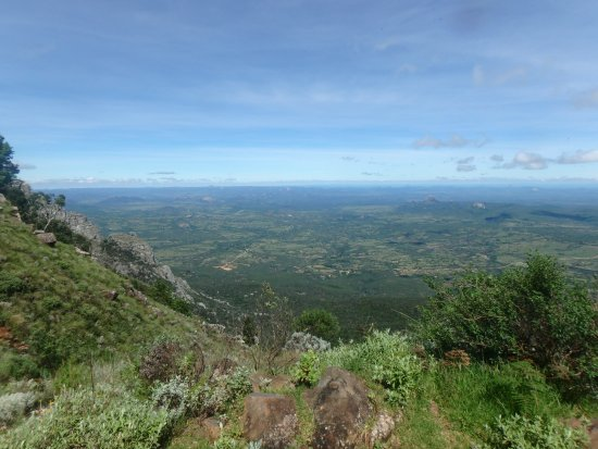 Nyanga, Zimbabue: Great view on a sunny day