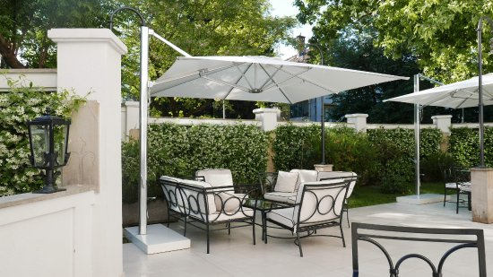 Hotel Ziya : Lovely terrace