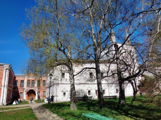 Pereslavl-Zalessky, روسيا: Храмы монастыря