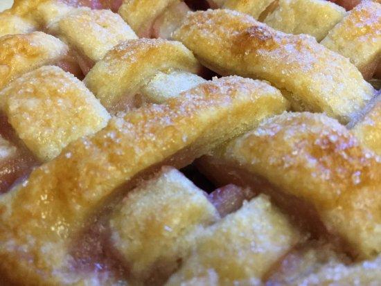 Marysville, KS: Delicious flaky crust
